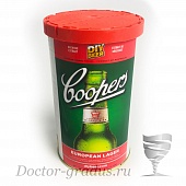COOPERS Europen Lager 1.7 кг